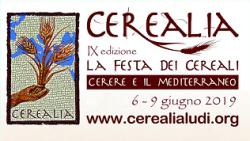 CEREALIA 2019  –  Sicilia